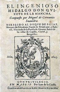 Don Quixote 1605