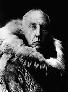 Amundsen dressed for polar vortices