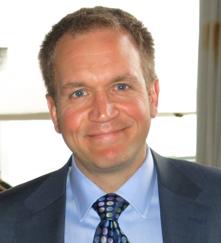 Brent Hollenbeck Former HSR Director