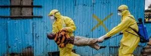 Ebola scene