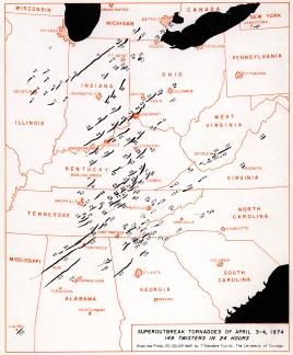 1974 super outbreak