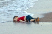 Syrian toddler