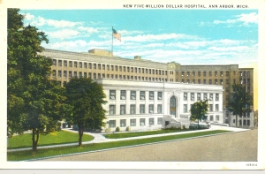 UM Hospital Postcard2