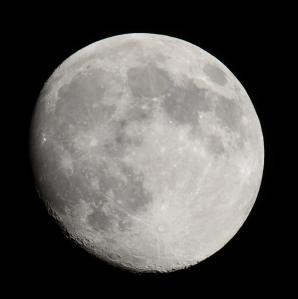 Moon June 17, 2016