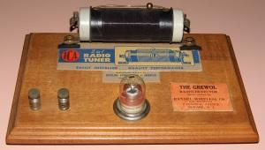 Radio tuner 1920s