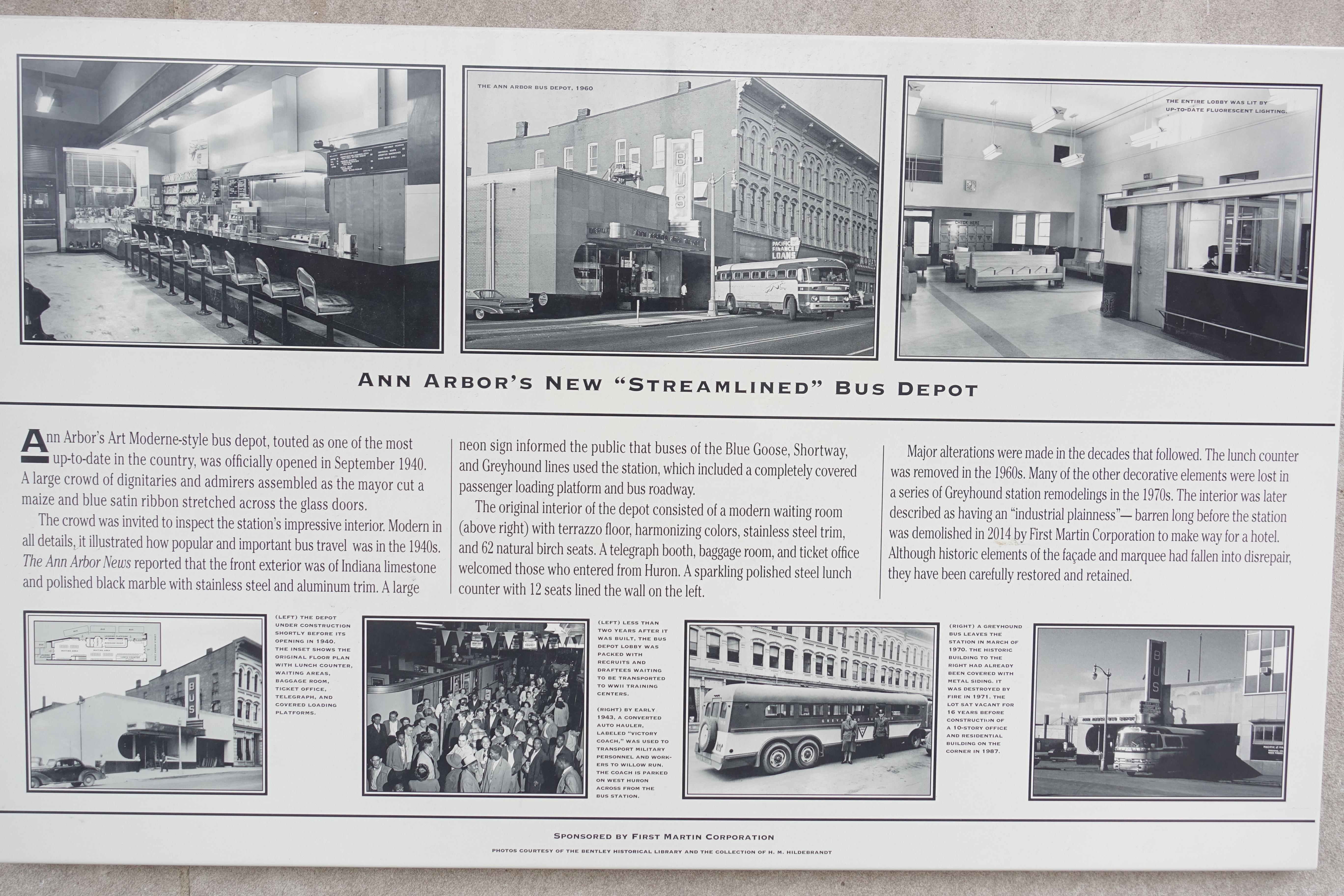 Depot Story