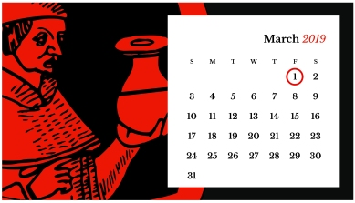 NESBIT_CalendarExample_MAR